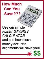 Alignment Savings Calculator